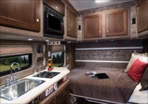 kitchens with hardwood floors semi truck sleeper cab