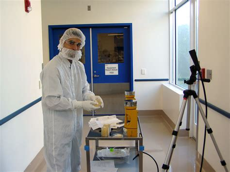 clean room certification environmental monitoring services microbiology quality associates