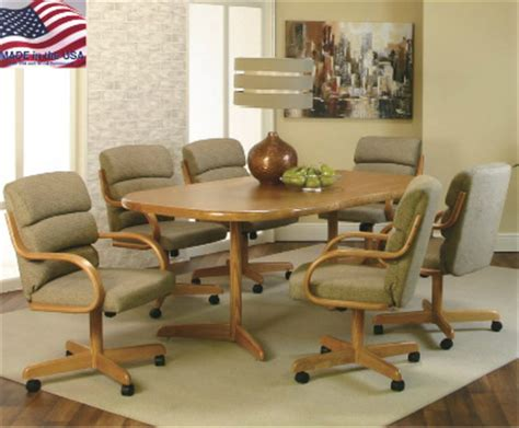 kitchen chairs on wheels swivel castered kitchen chairs kitchen furniture dining room