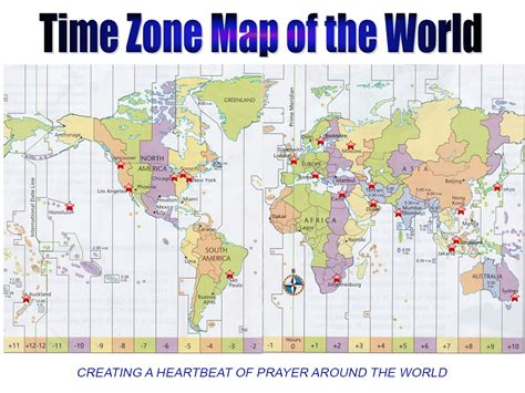 gmt time zone map usa 1heart janet
