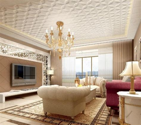 home interior ceiling design 25 ceiling designs for living room home and