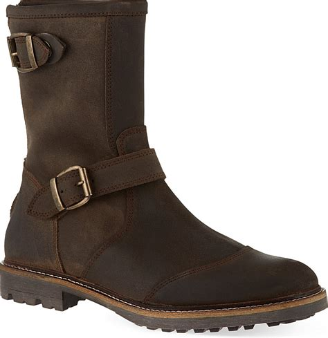kg by kurt geiger blissett boots for in brown for