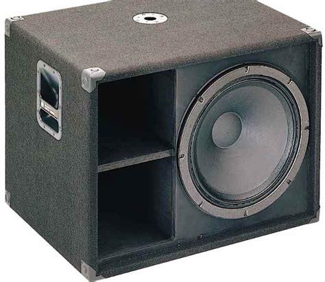 Speaker Acr C 1018 W rcf esw1018 subwoofer gearsourceeurope