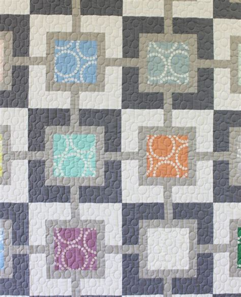 25 best ideas about modern quilt patterns on