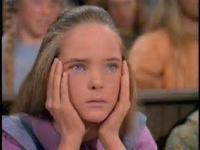 Melissa sue anderson in little house four eyes