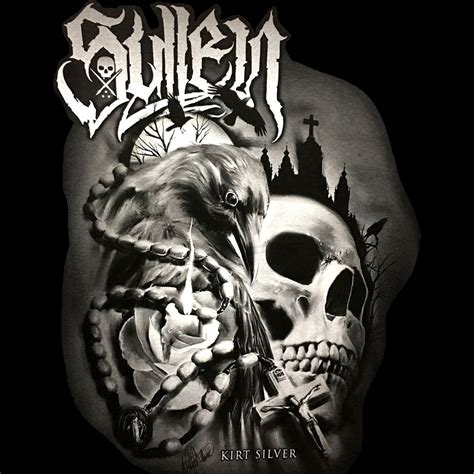 sullen tattoo sullen rosary kirt silver silver city tattoos