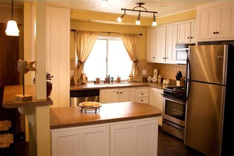 mobile kitchen design 25 great mobile home room ideas