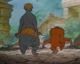 Cartoon Movie With Toaster Baloo Dance Gifs Wifflegif