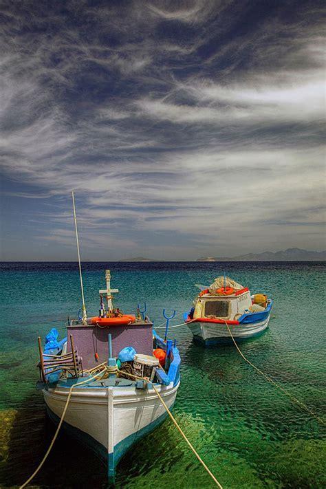 kos to santorini by boat fishing boats in kos greece boats boat fishing boats