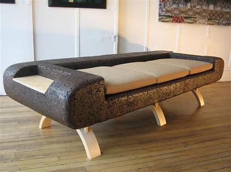 couches cork cork sofa divan by trevor o neil esrati