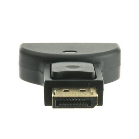 display port adapter displayport to dvi adapter cablewholesale