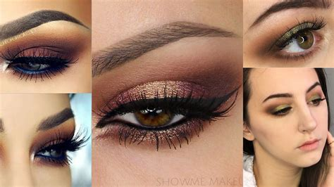 Tutorial Eyeshadow Sariayu Papua 3 makeup tutorials for brown eyed