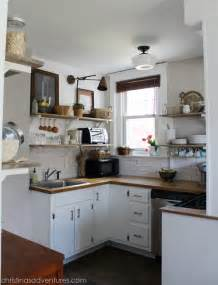 open kitchen shelves instead of cabinets 15 ways to update a kitchen on a budget ask anna