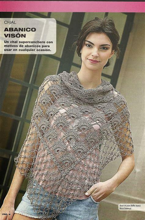 crochet pattern en español las 25 mejores ideas sobre capas tejidas a gancho en