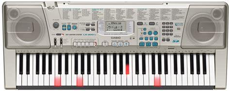 Keyboard Casio Lk 300 emi lk 300tv