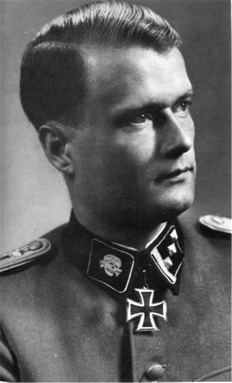 waffen ss hair style 3rd ss panzer division totenkopf