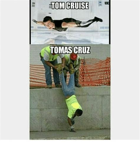 Tom Cruz Meme - tom cruise tomas cruz meme on awwmemes com