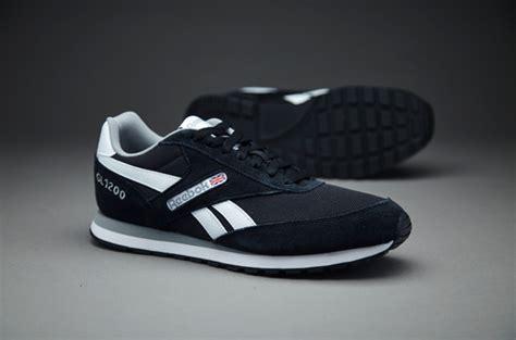 Harga Sepatu Lari Merk Reebok sepatu sneakers reebok gl 1200 black grey white