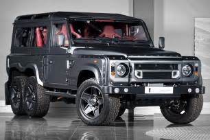 ok i want one kahn land rover defender 6x6 page 1