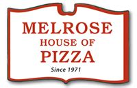 melrose house of pizza melrose house of pizza pizza takeout restaurant delivery melrose ma