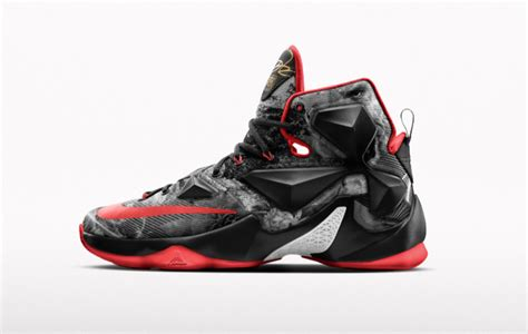 lebron 13 shoes lebron 13 with 25k milestone shoe customizable design