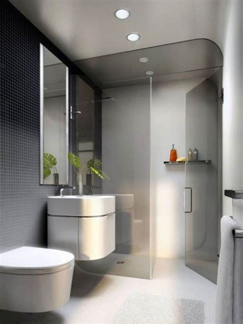 designing small bathrooms top 10 modern bathroom design ideas 2017 theydesign net