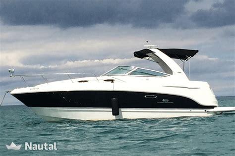 yacht rent chaparral 28ft in belmont harbor chicago nautal - Chicago Boat Rental Belmont Harbor