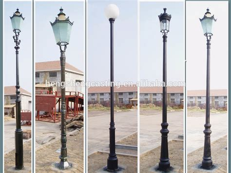 outdoor decorative pole lights decorative light poles decorative pole decorative pole