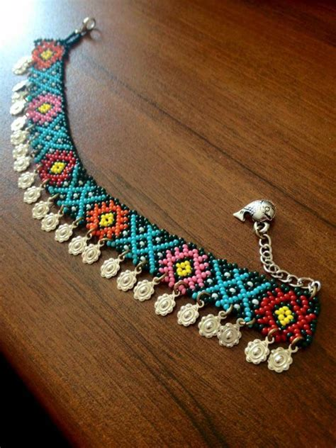 mexican beading 17 best images about mexican huichol beaded jewelry on