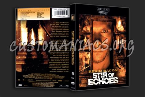 Cover Stir Stir Of Echoes Dvd Cover Dvd Covers Labels By