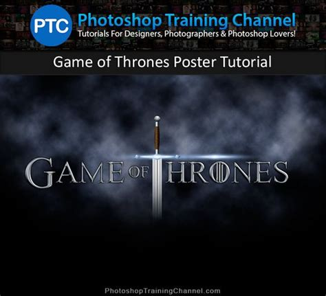 tutorial photoshop game of thrones game of photoshop tutorial and the o jays on pinterest