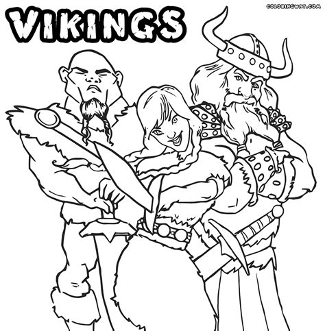 vikings coloring pages coloring pages to download and print