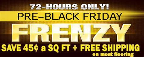 Black Friday 2014 Flooring Deals