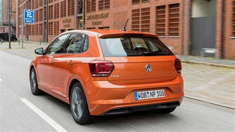 car volkswagen polo vw polo 2018 review by car magazine