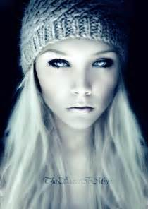 Strange ice girl by thesecretismine on deviantart