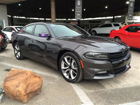 dodge charger mexico dodge charger rt 2016 tecnolog 237 a poder y agresividad