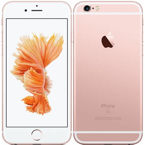 mobilni telefon apple iphone  gb rose gold euronics