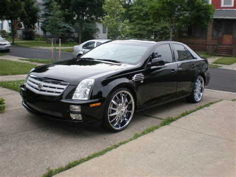 custom rubber sts large mcmichaelad 2005 cadillac sts specs photos modification