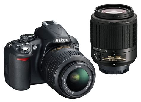 nikon d3100 digital slr with 18 55mm vr lens kit co uk photo