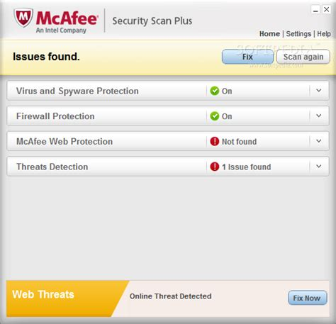 Mcafee Security Image Gallery Mcafee Scan