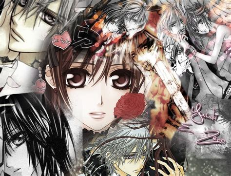 imagenes del anime vire knight vire knight images vampire knight hd wallpaper and