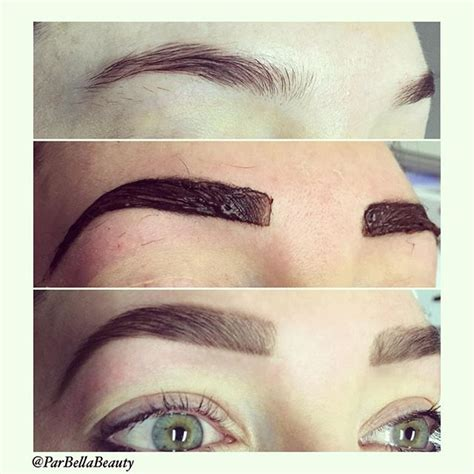 Eyebrows Are Light by Eyebrow Tint Eyebrows On Instagram