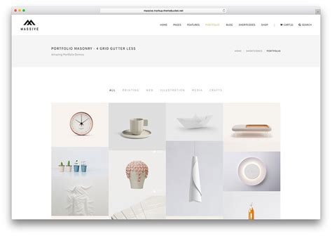 18 best portfolio website templates html wordpress