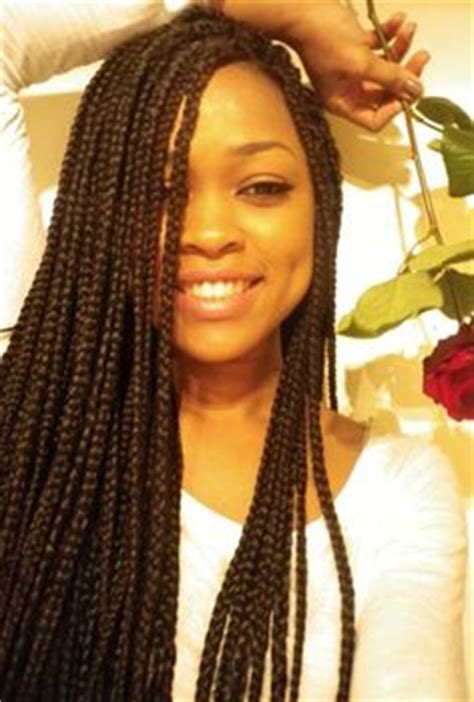 box braids on pinterest | box braids, long box braids and