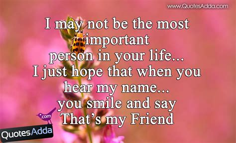 Fast nice friendship quotes in english with images
