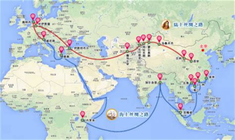 china's 'new silk road' vision revealed | the diplomat