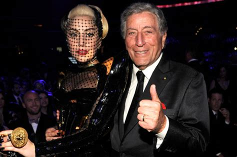 can tony bennett and lady gaga save b n 187 mobylives tony bennett can t wait to cut album with lady gaga