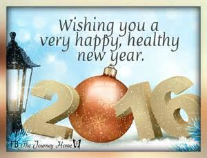 wishing you a very happy healthy new year 2016 pictures