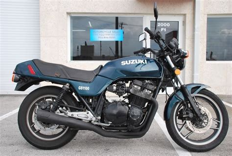 Suzuki Gs1100 For Sale Page 1 New Used Gs1100 Motorcycles For Sale New Used