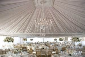 Draping Poles 15 Swoon Worthy Tent Wedding Ideas Belle The Magazine